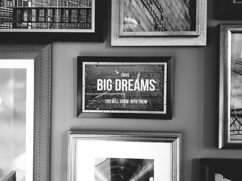 sensingLEADER Follow your dreams, Big dreams